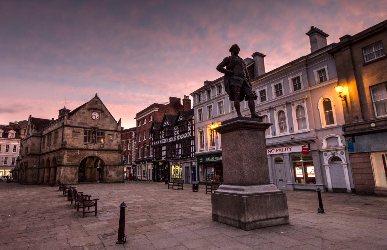 corso di inglese The-Square-Shrewsbury